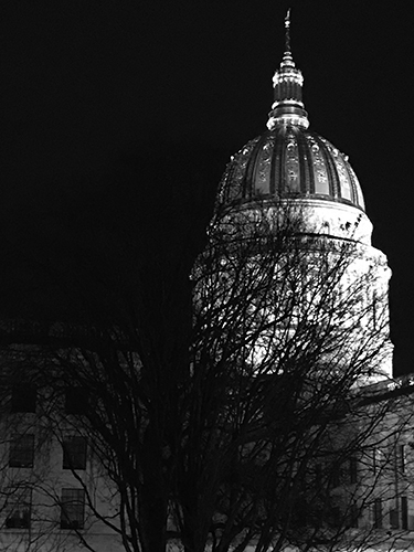 WVCapitol_BW